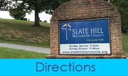 Slate Hill Mennonite Church